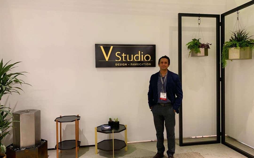 V Studio's Debut at WestEdge Design Fair