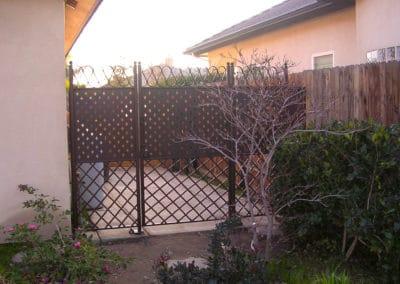 Moroccan Garden Gates